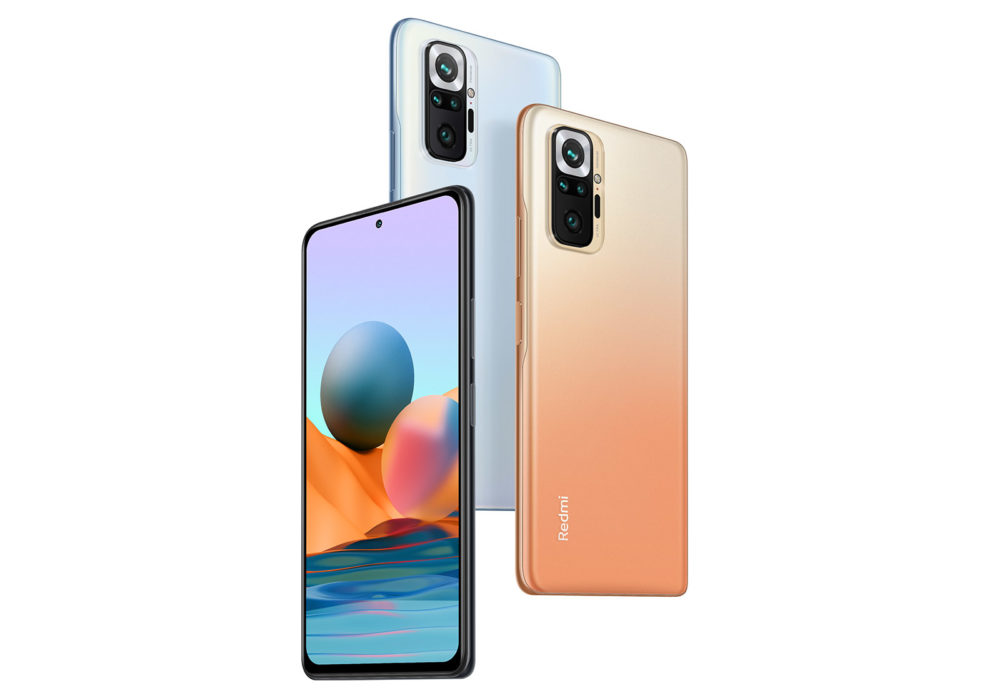 Picture Your Redmi Note 10 Pro On High