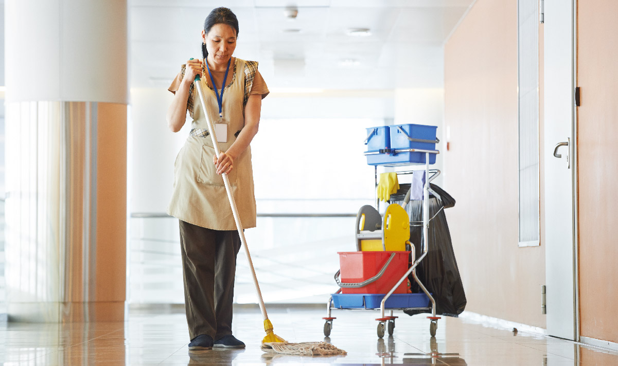 How I Improved My Housekeeper In a single Easy Lesson