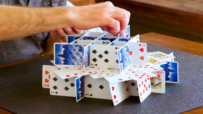 Make Large Amount In Casino With Latest Cheating Marked Playing Cards Devices