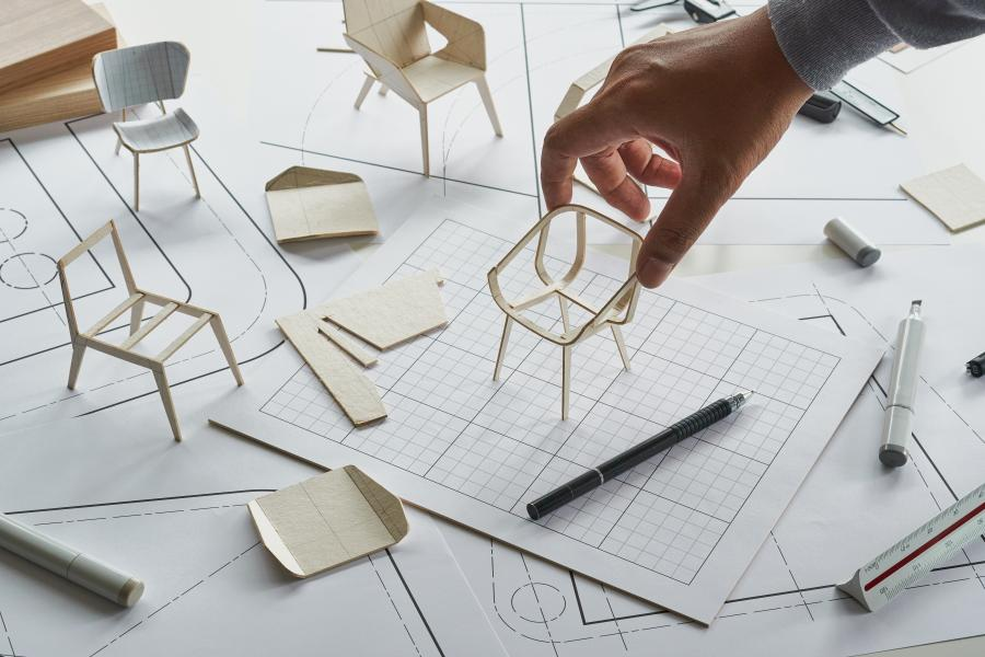 Industrial Item product design Layouts For New Innovations