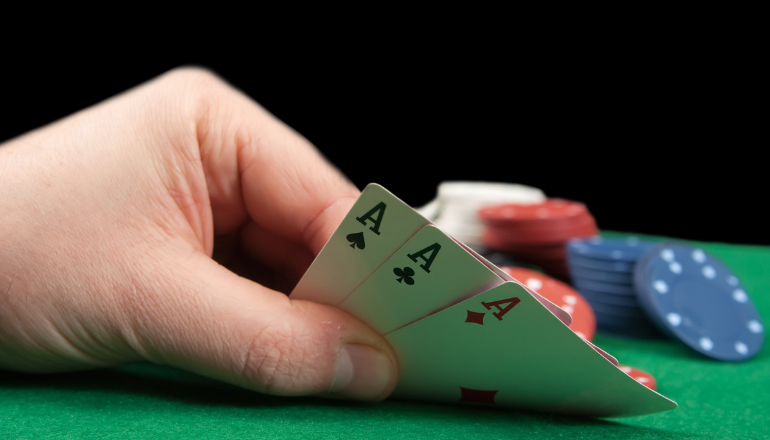 Here is the science behind A perfect Gambling